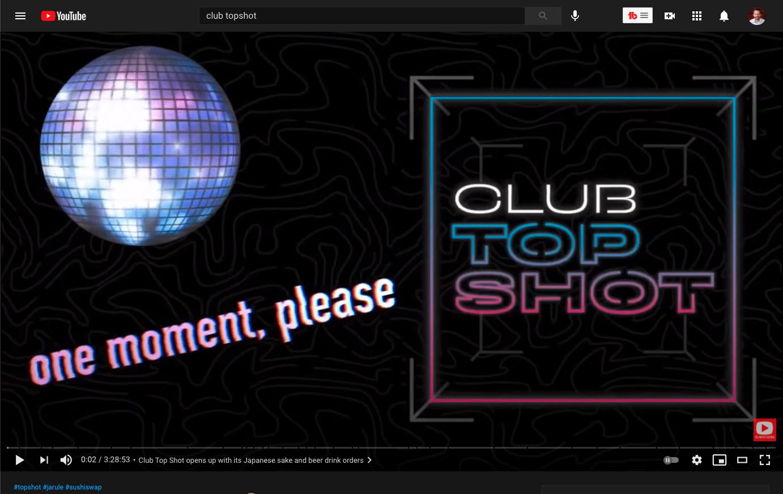 Club TopShot screenshot